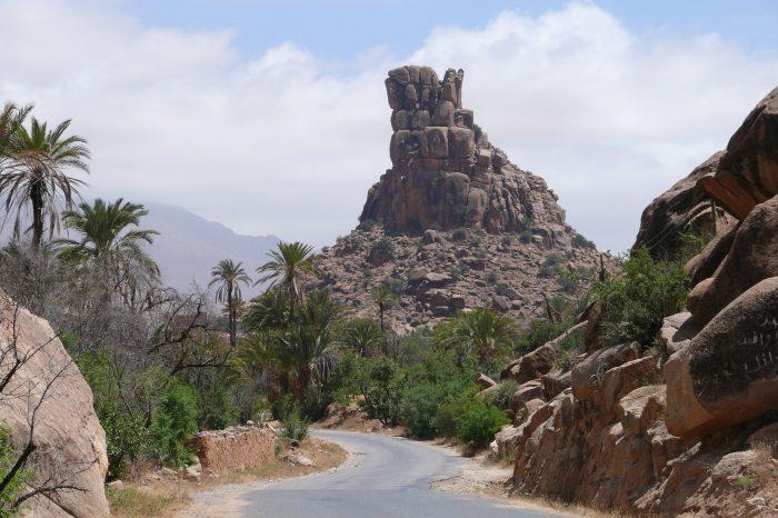 Excursion Tafraout, Départ D'agadir Pour Une Journée