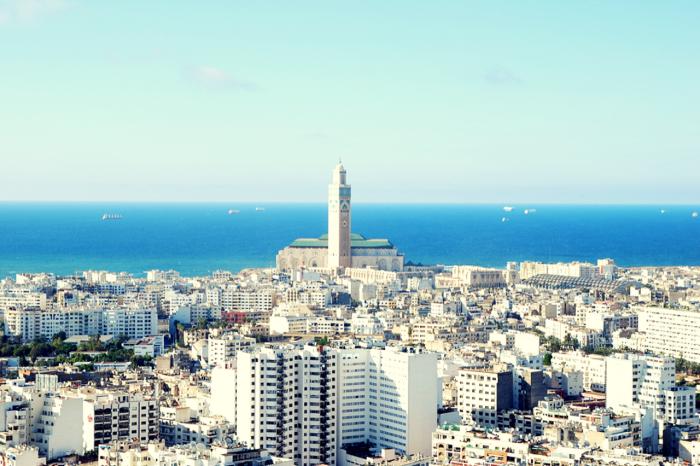 Excursion Casablanca Au D'épart De Marrakech