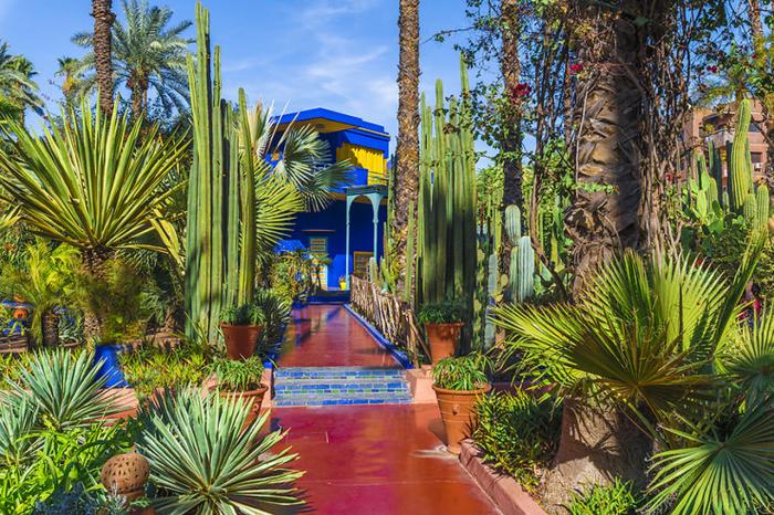 Les Jardins et Remparts de Marrakech