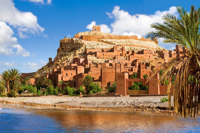 Ouarzazate, les Kasbahs et Ait Benhaddou