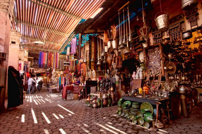 Visite du Souks et Médina de Marrakech