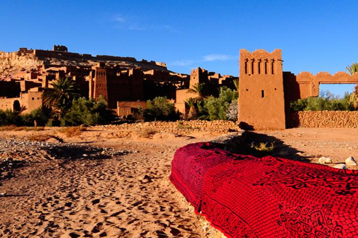 Circuit de désert ( Oasis & Kasbahs ) Depuis Agadir 3Jours / 2 Nuits :