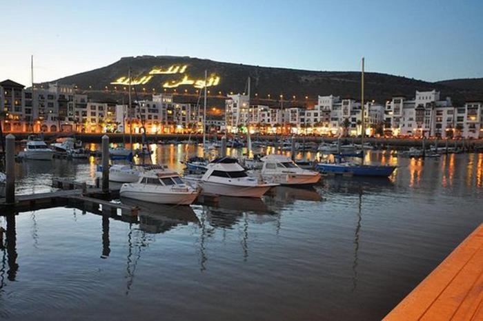 Excursion Visite de la Ville d'Agadir : ( 08H -12H ) / ( 14H-18H )
